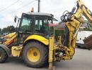 Tractopelle New Holland B 110 BAN PS